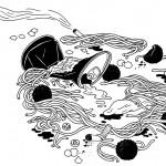 """# 11:  Spaghetti Vanille aus """"Skins"""""""