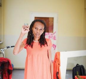Sista Mimi – wir trauern um eine Kämpferin