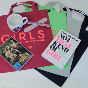 """MISSY verlost: Fan-Package zum Serienstart von """"Girls"""" in Deutschland"""