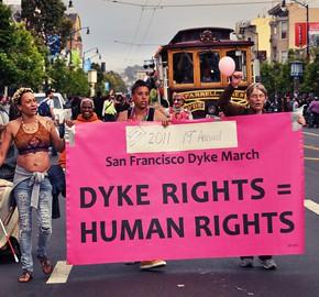 Pride Herstory: Die Lesben kommen
