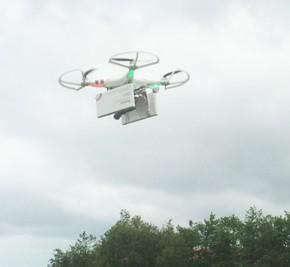 Grenzenlos: Die Drohnen kommen!