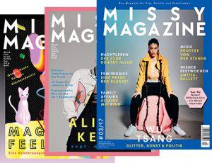 Missy Magazine Jahresabo