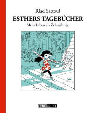 Riad Sattouf: Esthers Tagebücher
