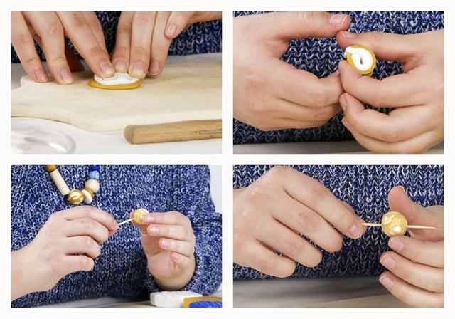 marble bead