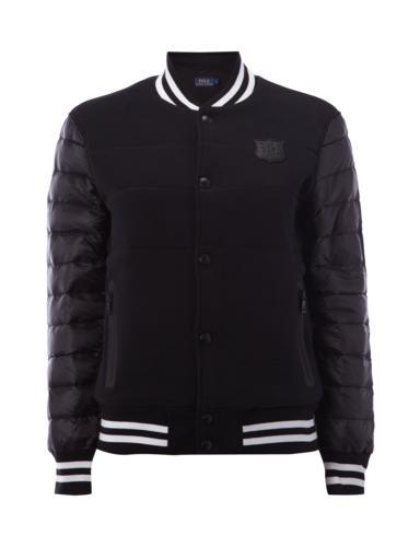 Polo Ralph Lauren College-Jacke mit gesteppten Ärmeln © Peek&Cloppenburg