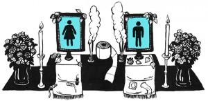 Thumbnail Mann, Frau, behindert, bitte wählen