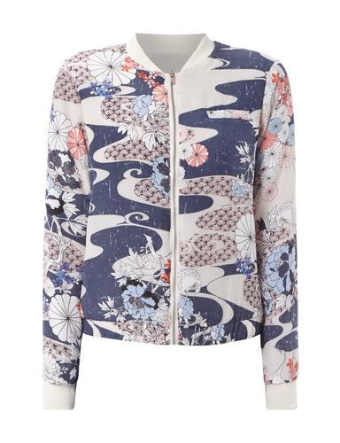 Vero Moda Blouson mit floralem Muster © Peek&Cloppenburg