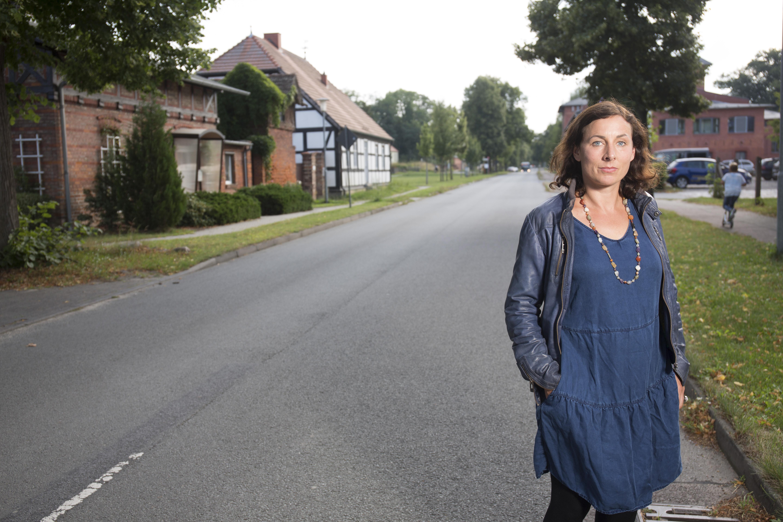 Juli Zeh, Schriftstellerin Foto: Thomas Müller, www.MUELLER-foto.com , 2016