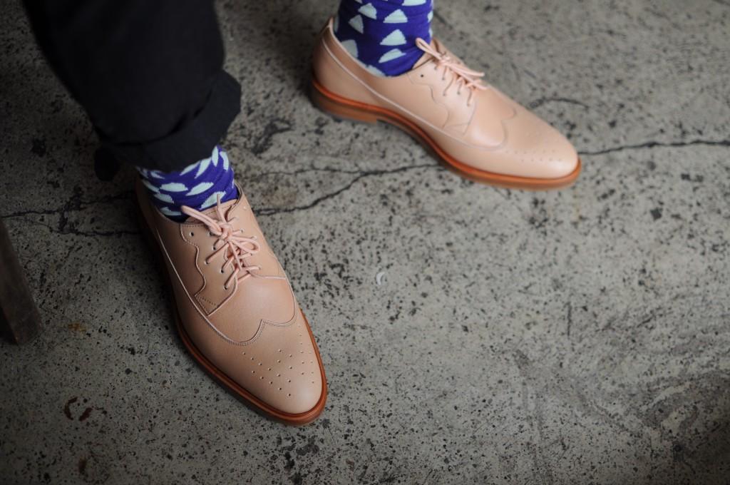 Zukünftig wird es bei Matriarch Schuhe, Socken und T-Shirts geben. © JJ Thunderkat