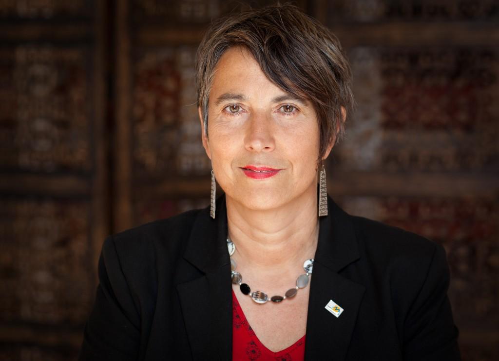 Monika Hauser © Lela Ahmadzai/medica mondiale