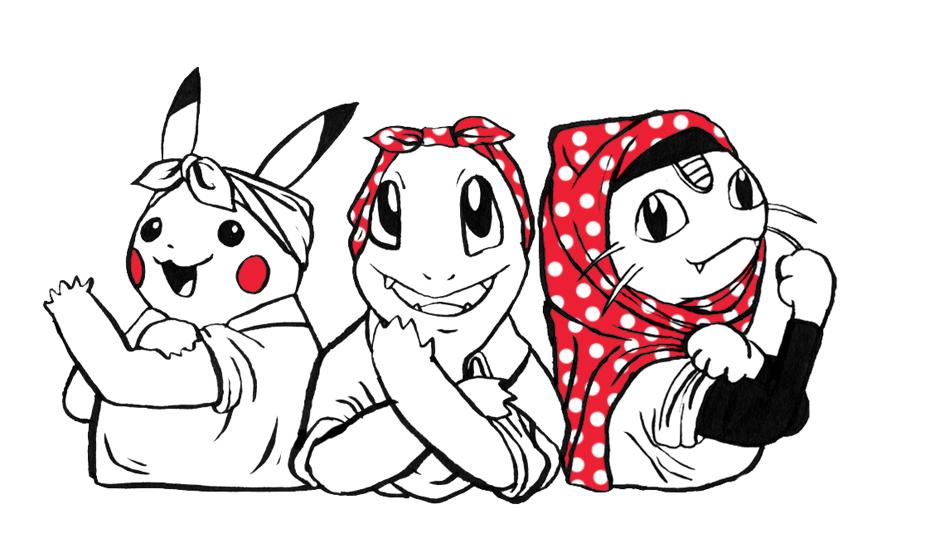 Mit Pokémons gesellschaftliche Veränderung durchsetzen? Yes, we can! @ Tine Fetz
