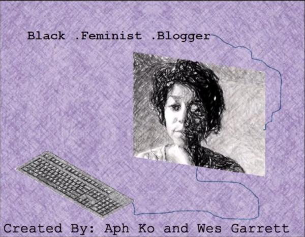 Sehr DIY und unterhaltsam: Black Feminist Blogger © Aph Ko