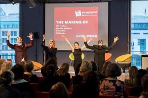 Thumbnail Berlinale: Von Frauenquoten, sexualisierter Gewalt vor der Kamera und der Macht des Filmschnitts