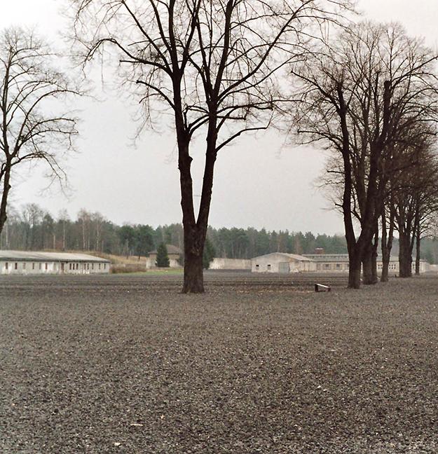Das Lagergelände des ehemaligen Frauen-KZ Ravensbrück: Von den Häftlingsbaracken ist nichts erhalten geblieben. © Sylvia Köchl / Beschnitt: Missy Magazine