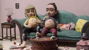 Thumbnail Seilspringende Mannsbilder und Rabenmütter auf Koks