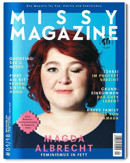 aktuelles Missy-Heftcover