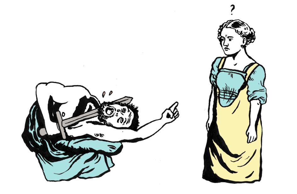 Oma und Teenie-Lesben-Sex