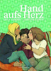 Leïla Slimani & Laetitia Coryn: Hand aufs Herz