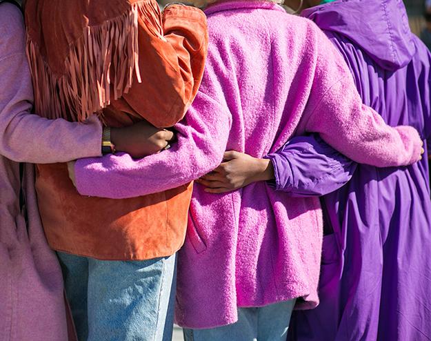 Gemeinsam für Menschen weil Menschen einander brauchen.