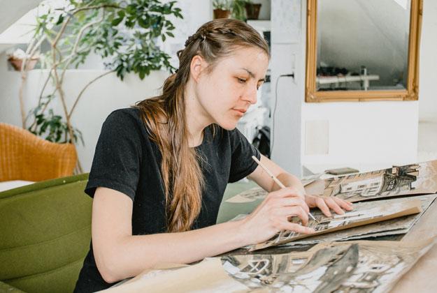 Missy Magazine 06/20 - Kultur 3 - Bei mir zuhause von Paulina Stulin