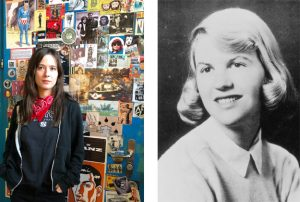 Thumbnail Now & Then: Simone F. Baumann über Sylvia Plath