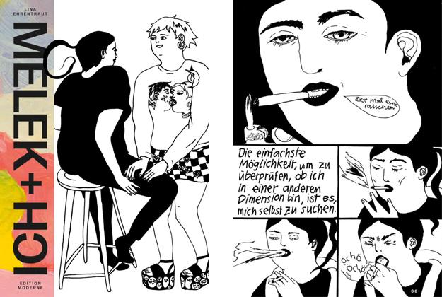 Missy Magazine 03/21 - Comic