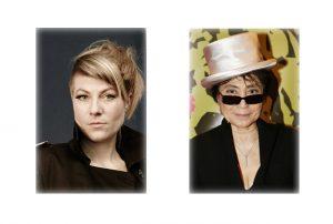 Thumbnail Now and Then: Caroline d'Orville über Yoko Ono
