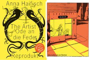 Thumbnail Buch- und Comicempfehlungen