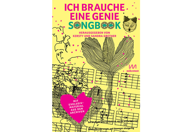 Kersty und Sandra Grether: Ich brauche eine Genie-Songbook
